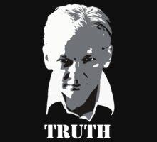Julian Assange by obskura