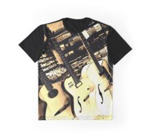 You Me And A Guitar Graphic T-Shirt