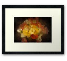""""""" Forever Poppies..."""" Framed Print"""