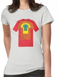 All t-shirt in one Womens Fitted T-Shirt