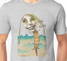 Platypus with People Hairclips Unisex T-Shirt