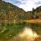 Hidden Paradise; SULUKLU GOL - Suluklu Lake by Kuzeytac