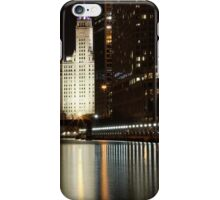 Chicago City Scape iPhone Case/Skin