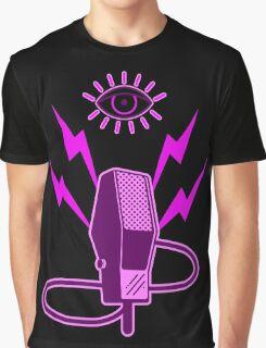 Community Radio Graphic T-Shirt