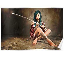 Geisha Punk 2 Poster