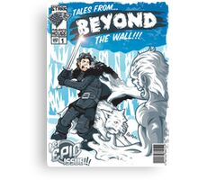 Tales From Beyond the Wall Canvas Print