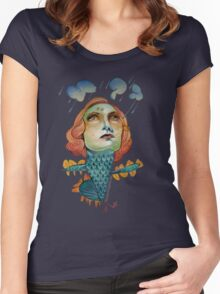 Into the Storm Women's Fitted Scoop T-Shirt