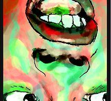 Weirdo by jimhuzzie
