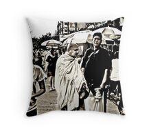 Traditional...Got Featured Work Throw Pillow