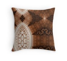 Energy Source Throw Pillow