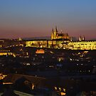 Prague Castle by arthit somsakul