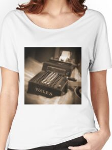 Adding Machine Women's Relaxed Fit T-Shirt