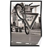 Stray Bike Poster