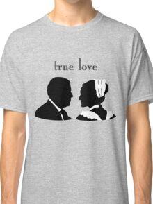 Anna and Bates true love Classic T-Shirt