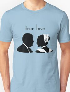 Anna and Bates true love Unisex T-Shirt