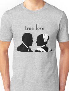Anna and Bates true love Unisex T-Shirt