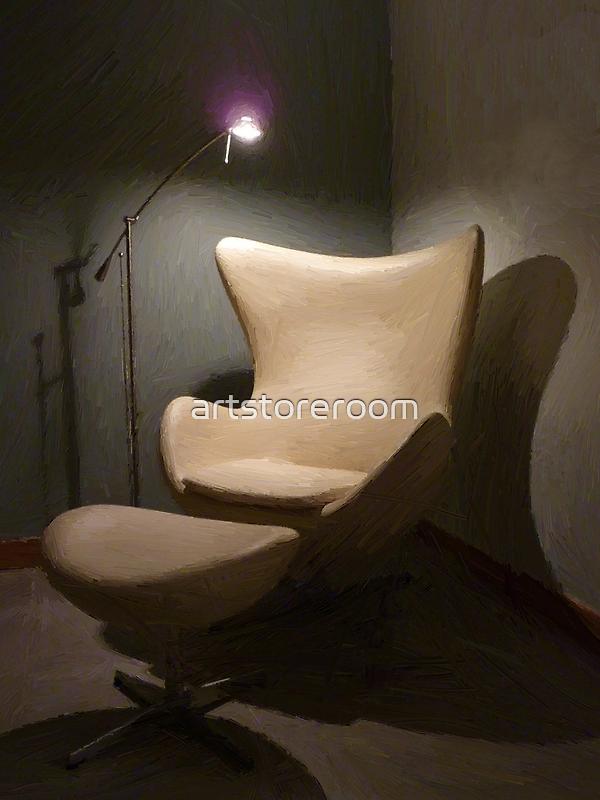 The Chair by artstoreroom