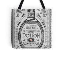Legend of Zelda Red Potion Geek Line Artly Tote Bag