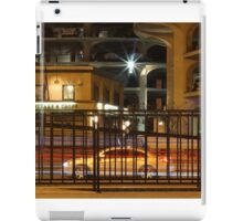 Chicago Street Long Exposure iPad Case/Skin