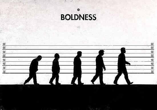 99 Steps of Progress - Boldness by maentis