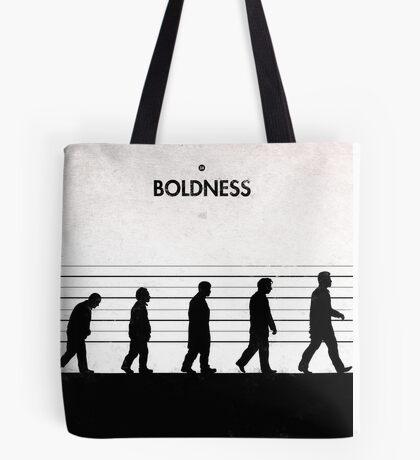 99 Steps of Progress - Boldness Tote Bag