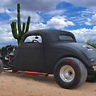 Desert Rat Rod by artstoreroom