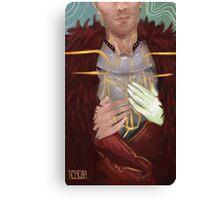 Cullen Romance tarot Canvas Print