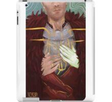 Cullen Romance tarot iPad Case/Skin