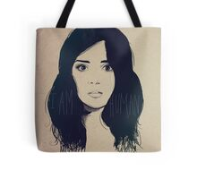 I am Human Tote Bag