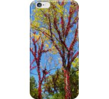 Supernatural Trees iPhone Case/Skin
