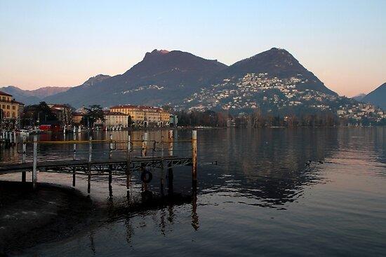 Lugano by annalisa bianchetti
