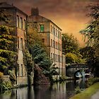 The Rochdale Canal  by Irene  Burdell