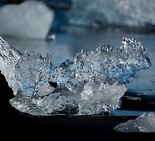 Death of a Glacier by Andrew Dickman