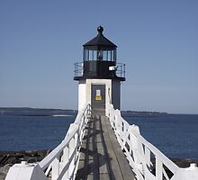 Marshall Point Lighthouse by tpeek