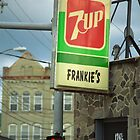 Frankie&#x27;s Tavern, Binghamton, New York by Frank Romeo