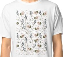 Dried Flowers Classic T-Shirt