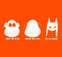 See no Batman! by Collinski