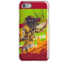 Mad scientist iPhone Case/Skin