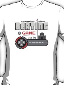 Achievement Accomplished V2 T-Shirt