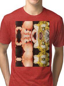 nobody puts baby in the corner II Tri-blend T-Shirt