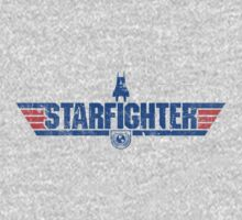 Top Starfighter (BR-G) by justinglen75