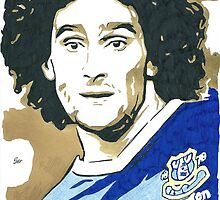 Marouane Fellaini Gold Edition by chrisjh2210