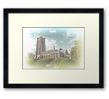 Church of St. Peter and St.Paul Framed Print