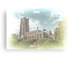 Church of St. Peter and St.Paul Canvas Print