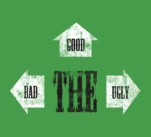 The Good, the Bad and the Ugly by Tomer Abadi