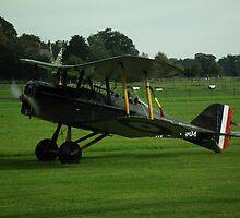 Royal Aircrft Factory SE5a by Andy Jordan