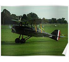 Royal Aircrft Factory SE5a Poster