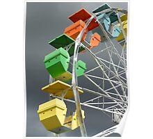 Mulligan Wheel Poster