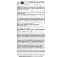 Sterek Fan-Fiction #001 iPhone Case/Skin