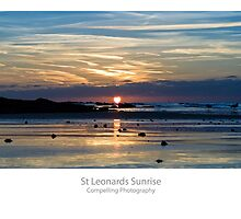 St Leonards Sunrise by Kieron Pelling